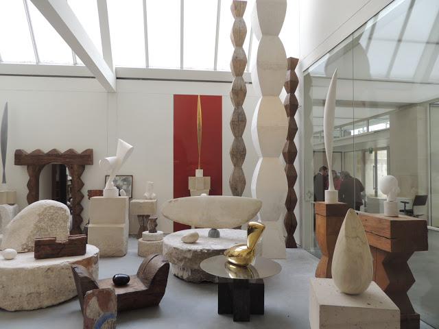 Atelier Constantin Brancusi