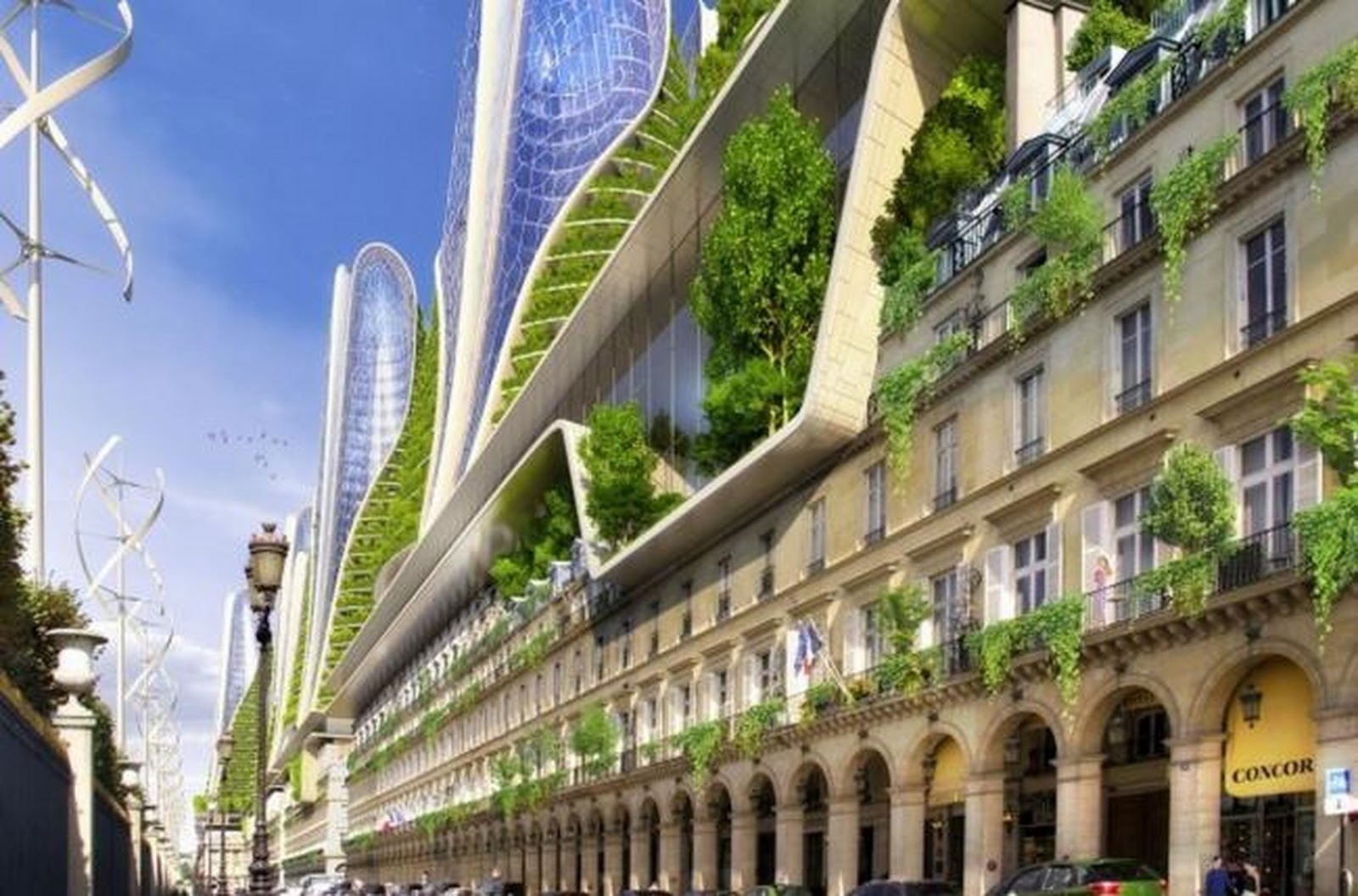 Paris 2050