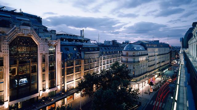 Kong Restaurant Bar: la azotea pop de Starck en París