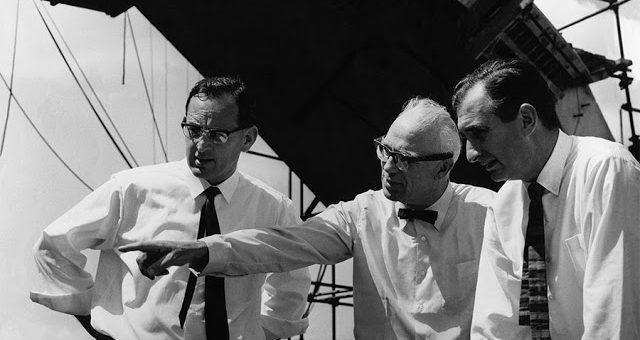 Ove Arup: el ingeniero de los imposibles.
