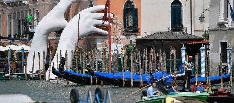 Un recorrido por la 57a. edición de la Bienal de Arte de Venecia 2017