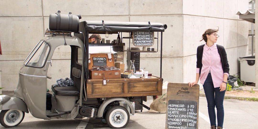 Festivales callejeros y Food trucks: Una mirada desde distintas veredas.