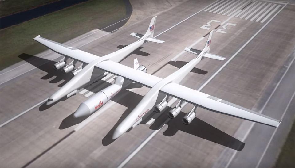 Stratolaunch: El proyecto de alto vuelo de Paul Allen