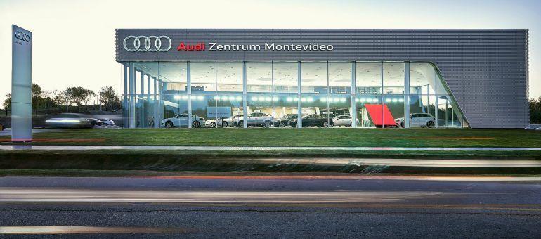 Audi Zentrum Montevideo: El standard de marca para las Américas