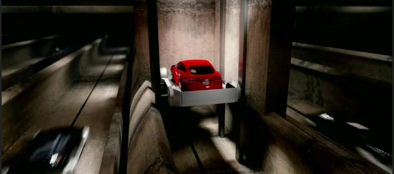 El proyecto multimillonario de Elon Musk para desarrollar tránsito subterráneo.
