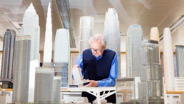 La Arquitectura desenfadada de César Pelli