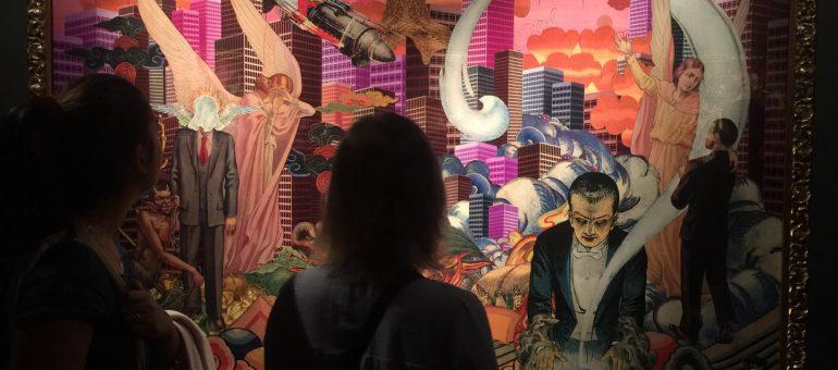 Espacio de Arte Contemporáneo: Inauguración de la temporada nro. 29