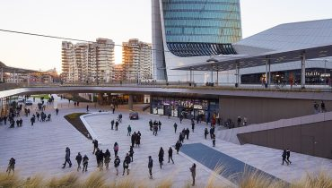 CITY LIFE MILANO: Hadid, Libeskind and Isozaki renew the city.
